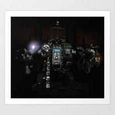Death Incarnate Art Print