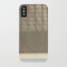 Shafted iPhone Case