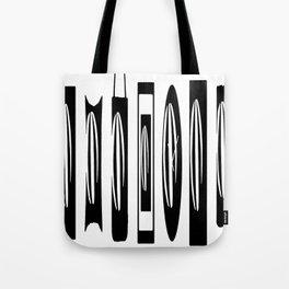 Big Town Tote Bag