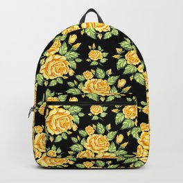 Blooming Roses  Backpack