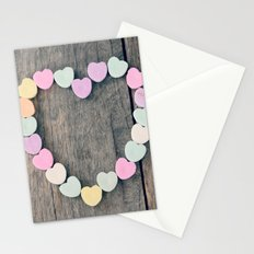 Peaceful Heart Stationery Cards