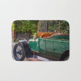 Collection Vintage Car Bath Mat