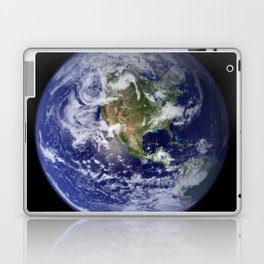 Planet Earth - The Blue Marble From Space Laptop & iPad Skin
