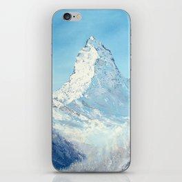 Mattehorn iPhone Skin