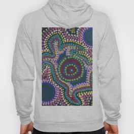 The Colourful Turtle Hoody