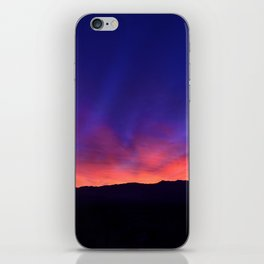 SW Mountain Sunrise - 6 iPhone Skin