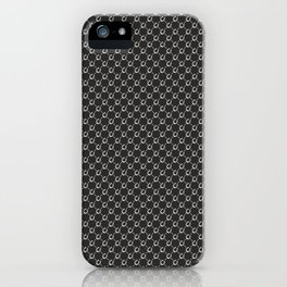 Horse Pattern | Horseback Riding Pony Stallion iPhone Case
