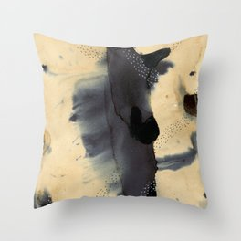 Washes Throw Pillow