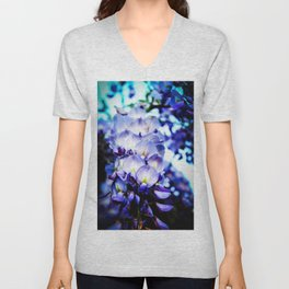 Flowers magic 2 Unisex V-Neck