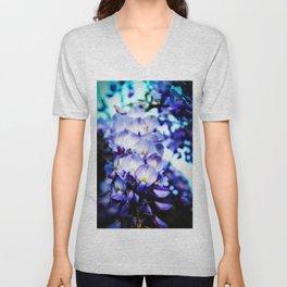 Flowers magic 2 Unisex V-Neck