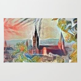 Fall Mainz Cathedral Rug