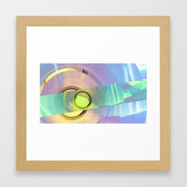Pastels Framed Art Print