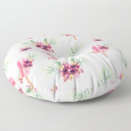 Tropical Chill Floor Pillow
