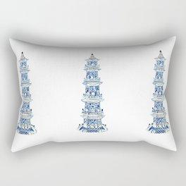 PAGODA Rectangular Pillow