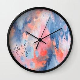 Grace Too Wall Clock