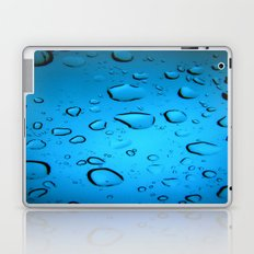 Raindrops Laptop & iPad Skin