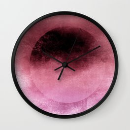 Circle Composition VI Wall Clock