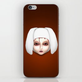 Misfit - Alicia iPhone Skin