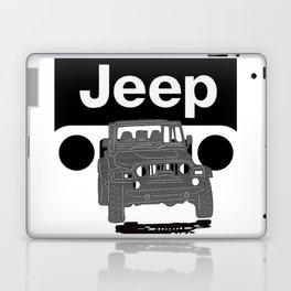 Jeep On the road Laptop & iPad Skin