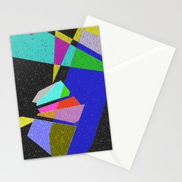 Multicolored abstract 2016 / 016 Stationery Cards