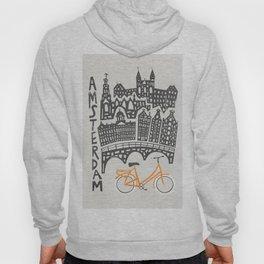 Amsterdam Cityscape Hoody