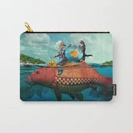 Fish Taxi Carry-All Pouch
