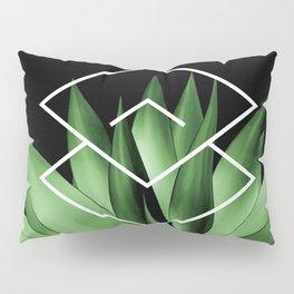 Agave geometrics III Pillow Sham
