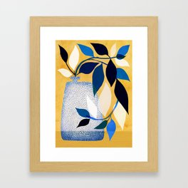 Ivy and Sunshine Framed Art Print