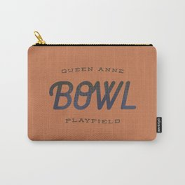 Queen Anne Bowl Playfield Carry-All Pouch