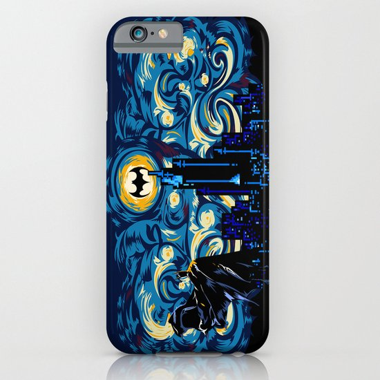 Starry Knight iPhone 4 4s 5 5c 6, pillow case, mugs and tshirt iPhone & iPod Case