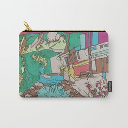 Boulder Color  Carry-All Pouch