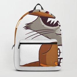 Sheriff Cat Backpack