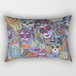 Eternal Celebration Rectangular Pillow