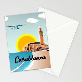 Casablanca Morocco Stationery Cards