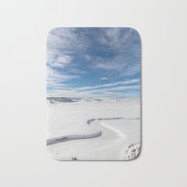 Yellowstone National Park - Trout Creek Bath Mat