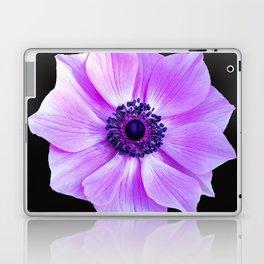 Purple Poppy Laptop & iPad Skin