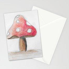 Mushy room Stationery Cards