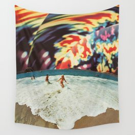Meridional Helix (Pastime) Wall Tapestry