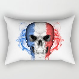 To The Core Collection: France Rectangular Pillow