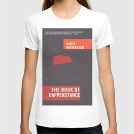 The Book of Happenstance T-shirt