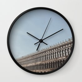 Piazza San Marco Wall Clock