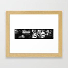 PANS : Tara & Rick : 6 Framed Art Print