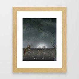 Beatle Outback Framed Art Print