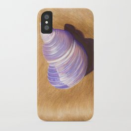 Seashell - Painting iPhone Case