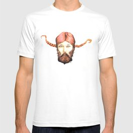 Wendy, The Bearded Lady T-shirt