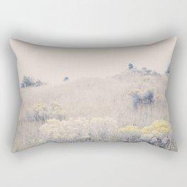August Gold Rectangular Pillow