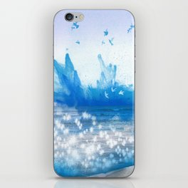 The Beach iPhone Skin