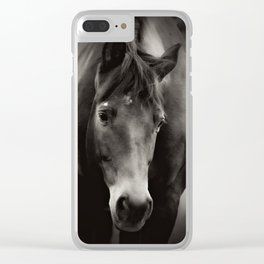 Intelligence Clear iPhone Case