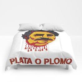 Pablo Escobar Comforters