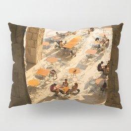 Cafe Societé Pillow Sham